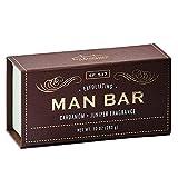 Best Exfoliating Soap Bars - San Francisco Soap Company Exfoliating Man Bar, Brown Review