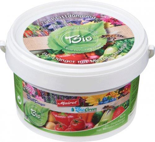 Mairol BioGreen Engrais 100 % bio 300 g