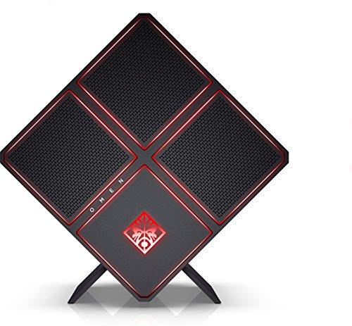 HP - Gaming OMEN X 900-293nl Desktop, Intel Core i7-7800X, RAM 16 GB, SSD 256 GB, SATA 2 TB, NVIDIA GeForce RTX 2080Ti 11 GB, Windows 10 Home, DTS Studio Sound, Accesso tool-less, USB-C, Nero