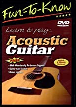 Fun To Know: Learn to Play Acoustic Guitar