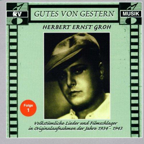 Herbert Ernst Groh,Folge 1