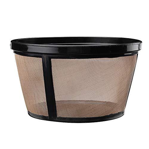 SGerste waschbarer Kaffeefilterkorb wiederverwendbarer Ersatz für Bunn Kaffeemaschinen