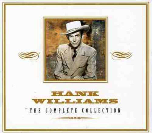 Price comparison product image Hank Williams - The Complete Collection