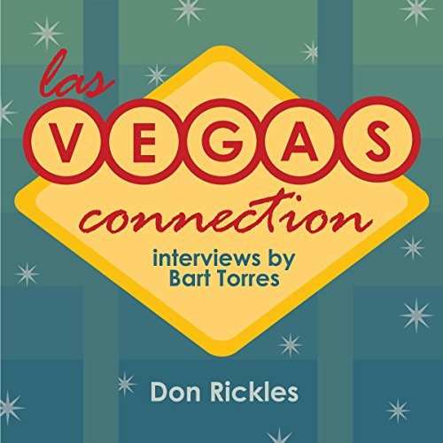 Las Vegas Connection: Don Rickles audiobook cover art