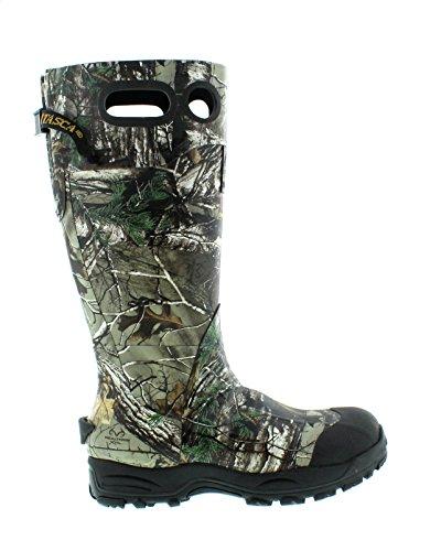 Itasca Men's Swampwalker Tall Waterproof 1000g Thinsulate, Camo, Size 11 Rain Boot, Camouflage, 11.0 D US