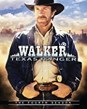 WALKER TEXAS RANGER: COMPLETE FOURTH SEASON