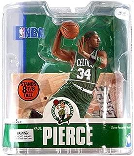 McFarlane Toys NBA Sports Picks Series 13 Action Figure Paul Pierce (Boston Celtics) Green Jersey Variant