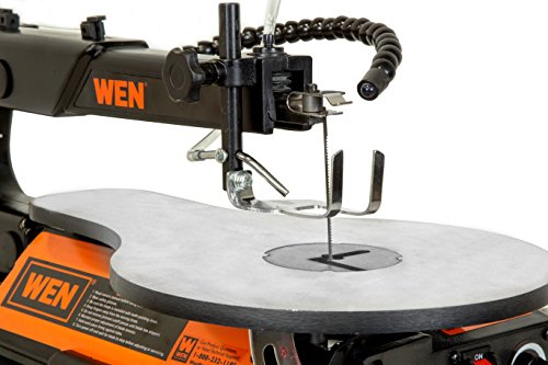 WEN 3921 16-inch Two Direction Variable Speed Scroll Saw