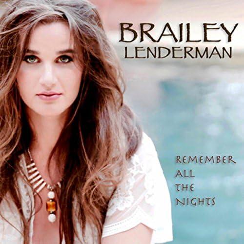 Brailey Lenderman
