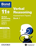Bond 11+: Verbal Reasoning: Assessment Papers Book 1