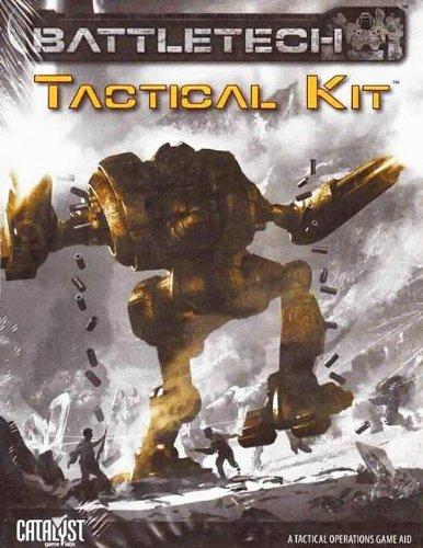 Battletech Tactical Kit: A Battletech Game Aid (Battletech (Unnumbered))