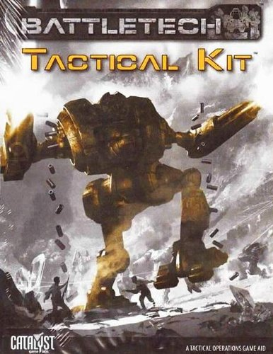 Battletech Tactical Kit: A Battletech Game Aid (Battletech (Unnumbered))