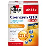 Doppelherz Coenzym Q10 + Magnesium / Vitamin B1 + B5 + B6 als Beitrag zu einem normalen...