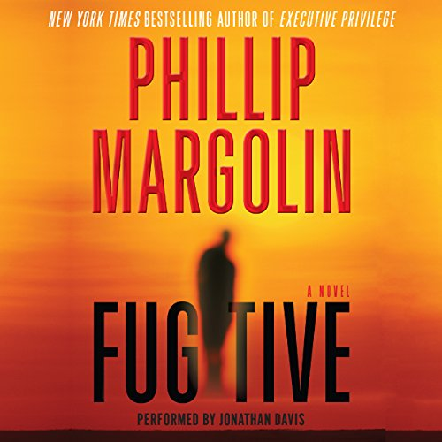 Fugitive audiobook cover art