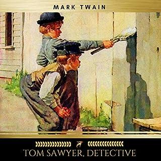 Tom Sawyer, Detective cover art