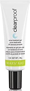Best Mary Kay Acne Treatment Gel ~ Acne Medication 5% Benzoyl Peroxide Review