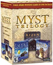 Myst Trilogy (Masterpiece Edition, Riven, Myst III Exile)
