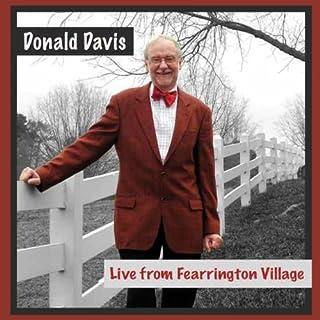 Donald Davis Live from Fearrington Village cover art