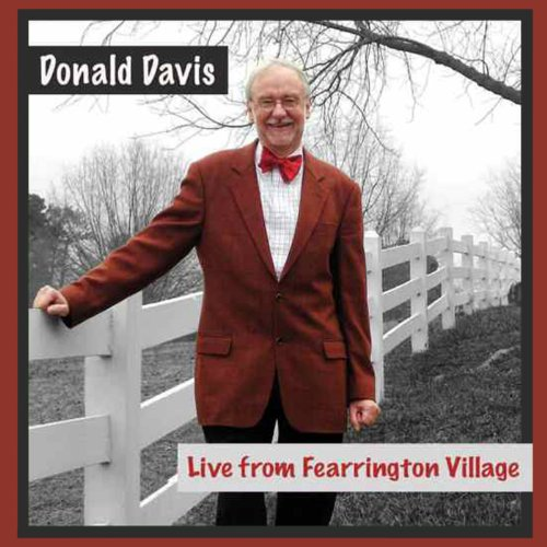 Donald Davis Live from Fearrington Village cover art
