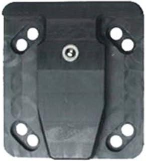 Brodit 215060 Montage Adapter, Schwarz