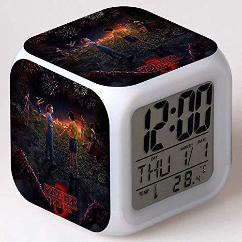 BZL POP Reloj Despertador Digital...