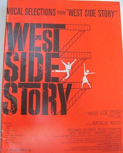 """Price comparison product image Vocal Selections from """"West Side Story"""""""
