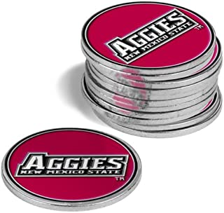 New Mexico State Aggies Golf Ball Markers (4 Pack)