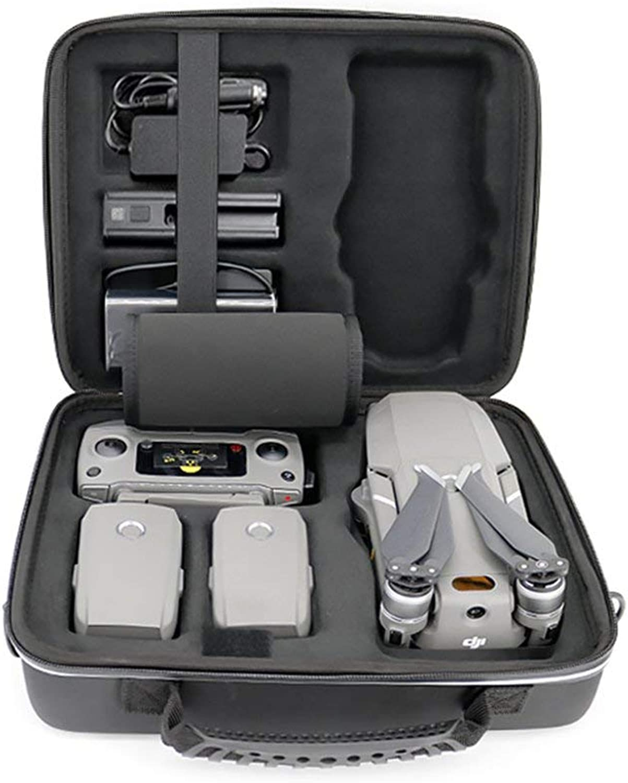 Leoboone Drone Schutzwasserdichte bewegliche Aufbewahrungsbehälter Harte Handtaschen Handtasche Tasche für DJI Mavic 2 Quadcopter Parts B07NWHTJ45 | Maßstab ist der Grundstein, Qualität ist Säulenbalken, Preis ist Leiter