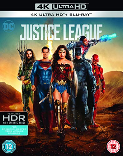 Blu-ray - Justice League (1 BLU-RAY)