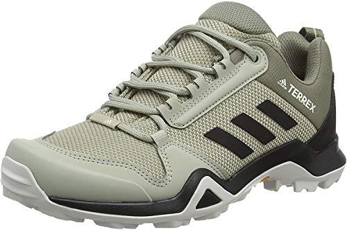 adidas Damen Terrex AX3 W Trekking- & Wanderhalbschuhe, Grau (Sesame/Core Black/Trace Cargo 0), 40 EU
