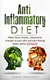 Anti-Inflammatory Diet: Make these simple, inexpensive changes to your diet and start feeling better...