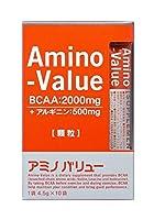 アミノバリュー サプリメントスタイル 4.5g×50袋