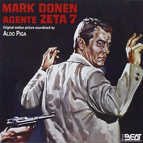 Mark Donen Agente Zeta 7