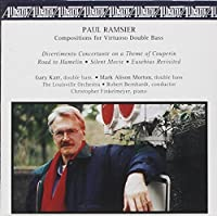 Music for Double Bass / Divertimento Concertante by VARIOUS ARTISTS (1997-04-15)
