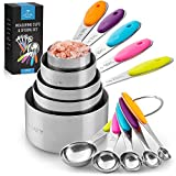 Zulay 10-Piece Stainless Steel
