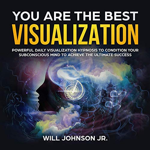 You Are the Best Visualization audiobook cover art