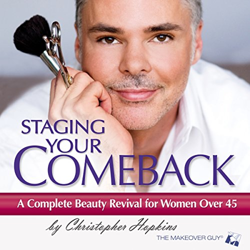 Staging Your Comeback audiobook cover art