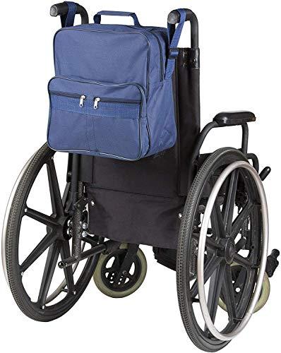 Tas voor rolstoel, 34 x 21 x 19 cm.