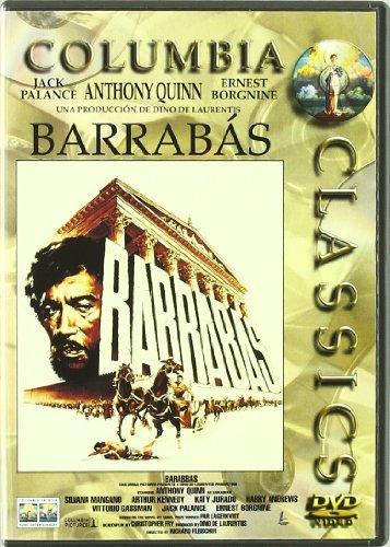 Barrabas (Estuche Metálico) [DVD]