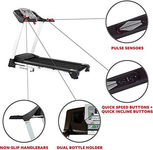 Sunny Health SF-T7515 Treadmill