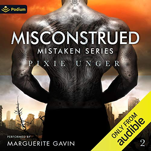 Misconstrued Audiobook By Pixie Unger cover art