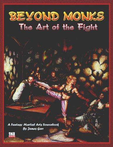 Beyond Monks: Art of the Fight (Chainmail Bikini)