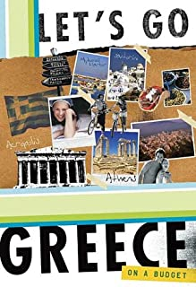 Let's Go Greece 8th Edition