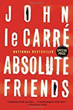 Absolute Friends by John le Carre (2015-11-03)