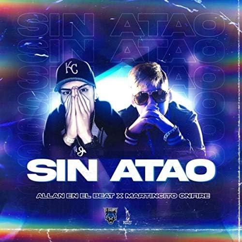 Allan En El Beat feat. Martincito Onfire