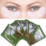 WindMax Pack of 20 Pairs Collagen Crystal Eye Mask Eyelid Under Patch Deep Moisture Anti Wrinkle Salon Beauty Tools