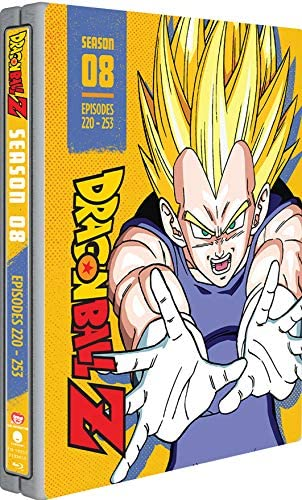 Dragon Ball Z Season 8 Blu ray product image