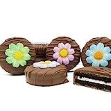 Milk Chocolate Covered Daisies OREO Cookies