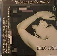JUSIC DELO - LJUBAVNE PRICE GITARE 6 (1 CD)