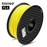 Material: PLA–Color: Fluorescente Amarillo Artículo Peso: 1kg (aproximadamente 2,20libras) Temperatura de impresión: 190°C–220°C 1,75mm Filamento (+/-0,03mm) 2años de garantía y servicio al cliente 24* 7con técnico Consejo